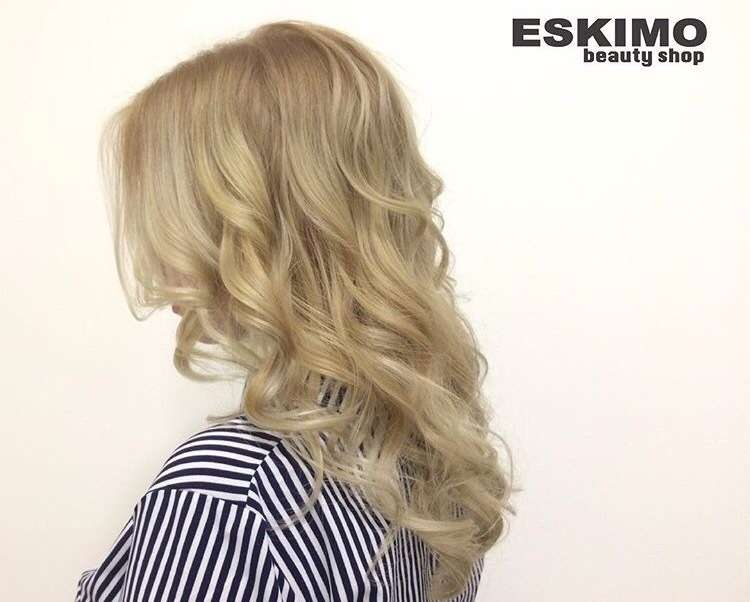 Фото 13539102 в коллекции ESKIMO beauty shop - Eskimo beauty shop - салон красоты