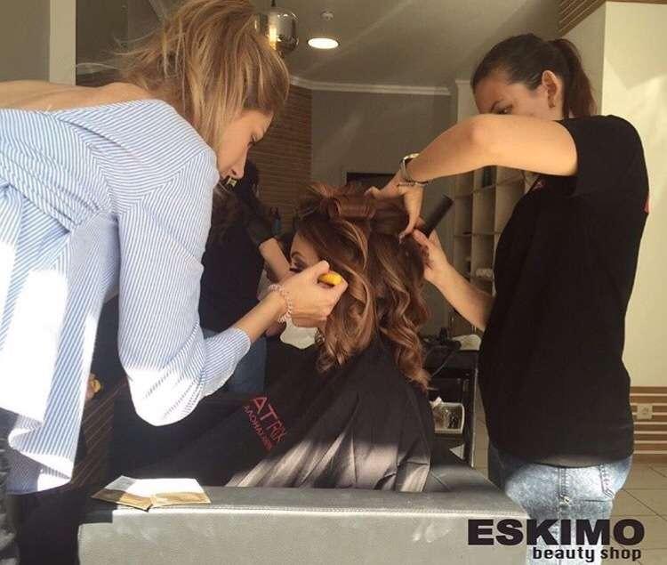 Фото 13539224 в коллекции Портфолио - Eskimo beauty shop - салон красоты