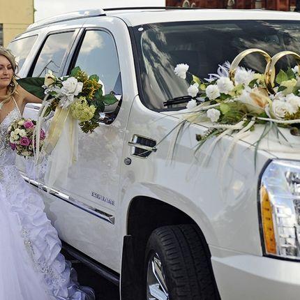 Cadillac Escalade Luxury 7 мест