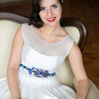 невеста: Марина макияж и прическа: Дарья Антонова