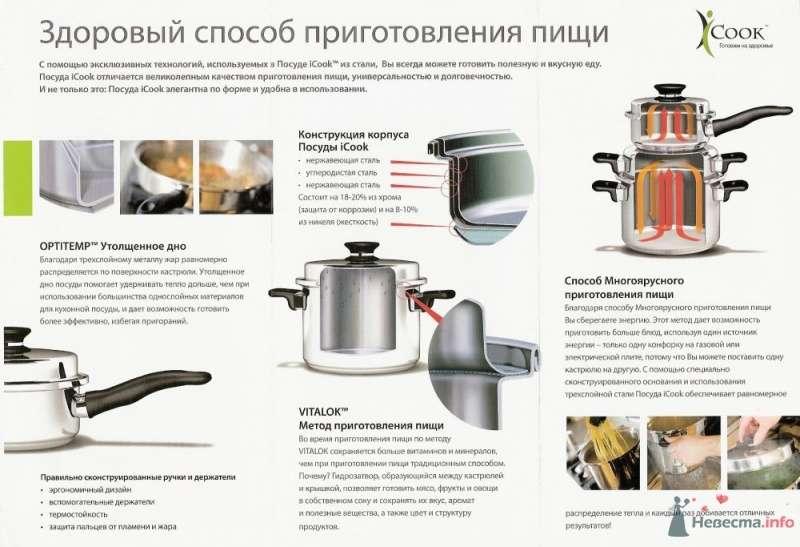 Презентация посуды iCook - фото 34802 Невеста01