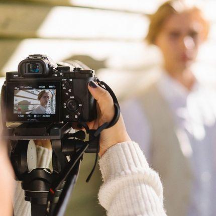 """Видеосъемка полного дня - пакет """"2 камеры"""", 12 часов"""