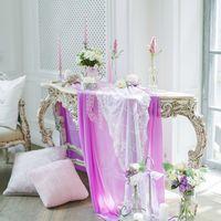утро невесты, красивое утро невесты, нежный букет, сиреневый декор, сиреневые цветы, будуарный столик