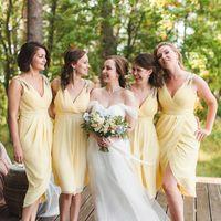 подружки невесты,