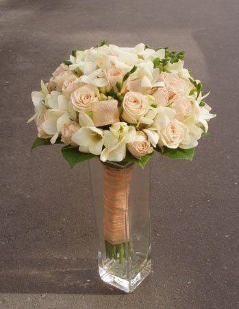 Фото 508738 в коллекции Свадебные букеты - Свадебный стилист-визажист