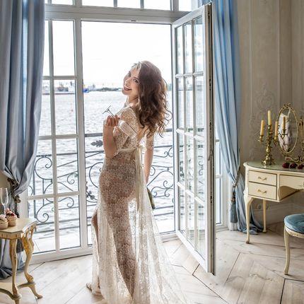 Прокат будуарного платья Анабель