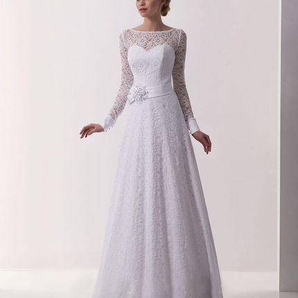 Свадебное платье, модель 0166