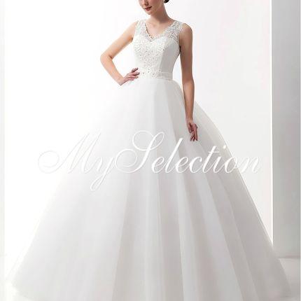 Свадебное платье, модель 0189