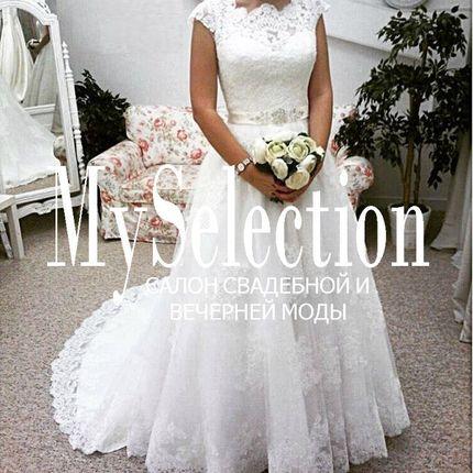 Свадебное платье, модель MS-47