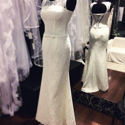 Свадебное платье, модель 0809