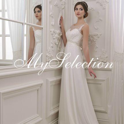 Свадебное платье, модель 0859