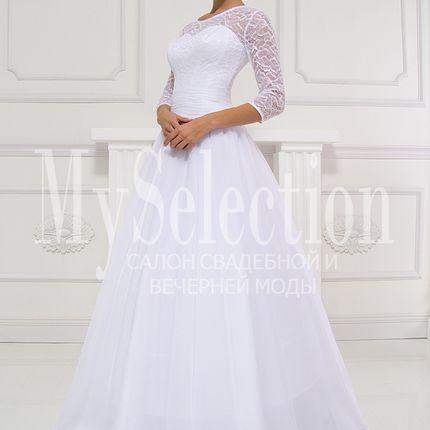 Свадебное платье, модель 48037
