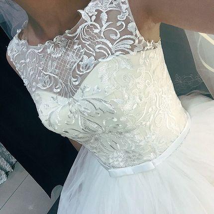 Свадебное платье, модель MS-74