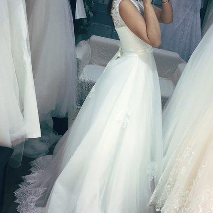 Свадебное платье, модель MS-77