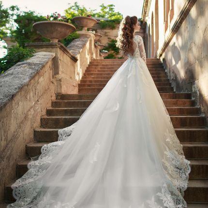 Свадебное платье, модель MS-99