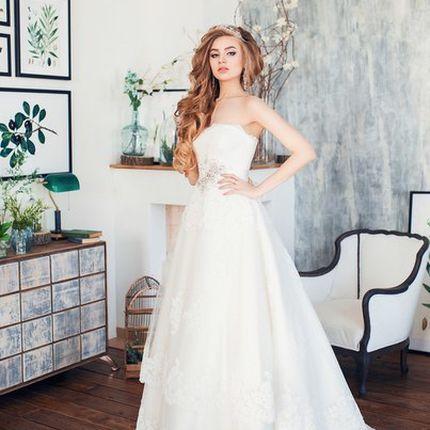 Свадебное платье, модель MS-23