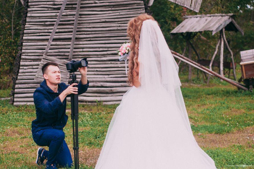Видеосъёмка полного дня - пакет Первый