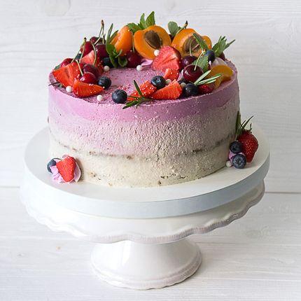 Вегетарианский торт
