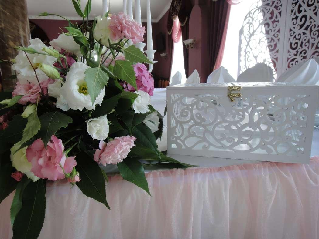 Фото 15229690 в коллекции Свадьба в розовых тонах - Студия флористики и декора Eventkyivua