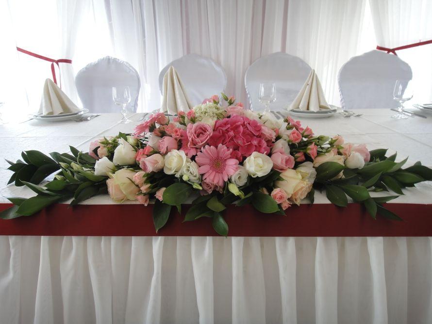 Фото 15229830 в коллекции Свадьба в розовых тонах - Студия флористики и декора Eventkyivua