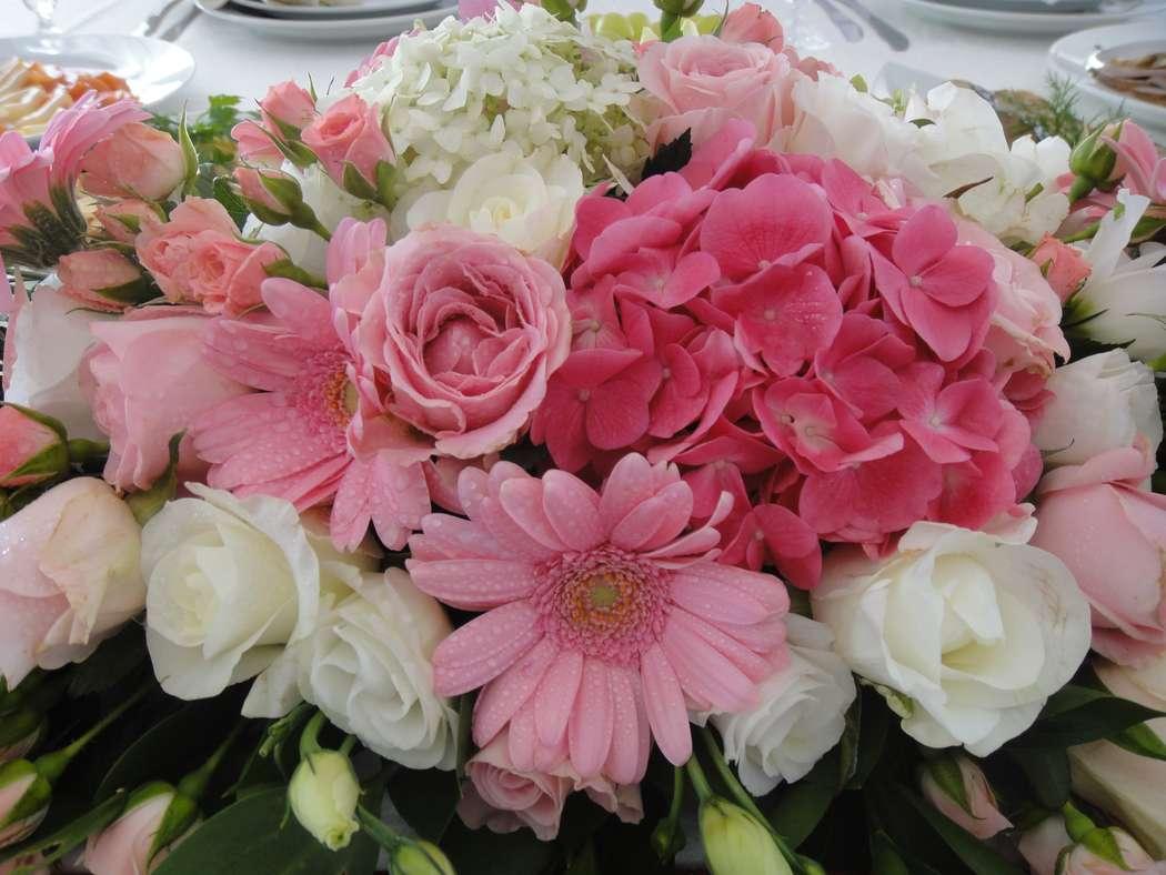 Фото 15229832 в коллекции Свадьба в розовых тонах - Студия флористики и декора Eventkyivua