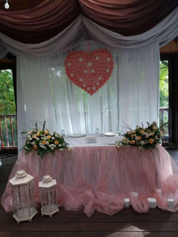 Фото 16688288 в коллекции Свадьба в розовых тонах - Студия флористики и декора Eventkyivua