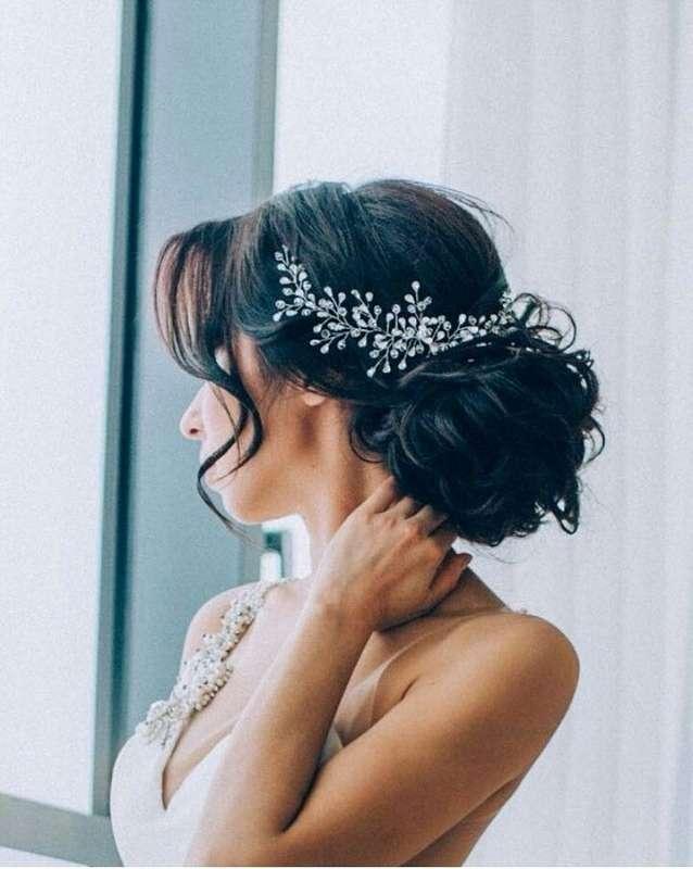 """Фото 13726280 в коллекции Свадебные украшения для волос - Мастерская украшений для волос """"Алсу"""""""