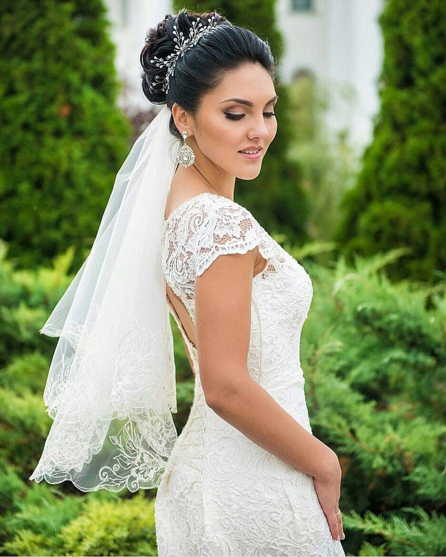 """Фото 13726326 в коллекции Свадебные украшения для волос - Мастерская украшений для волос """"Алсу"""""""