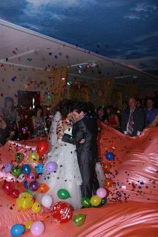 """Фото 13760814 в коллекции Портфолио - """"Забайкальская карусель"""" - проведение свадеб"""