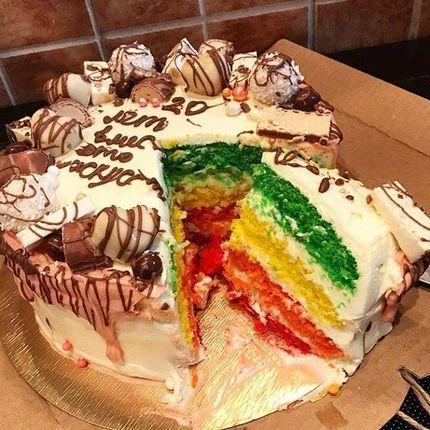 """Праздничный торт """"Детский"""", цена за 1 кг"""