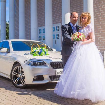 Аренда авто премиум-класса BMW 5 F10, цена за 1 час