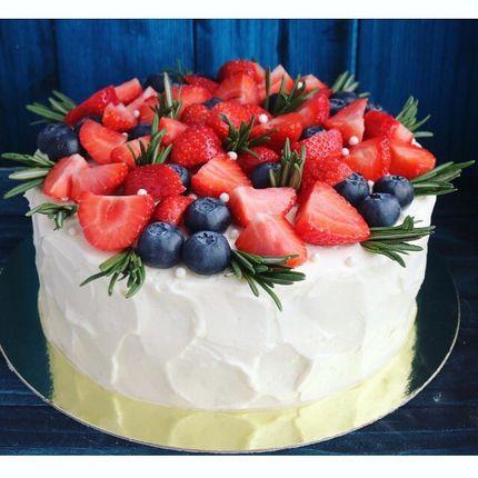 Торт ягодный, цена за 1 кг