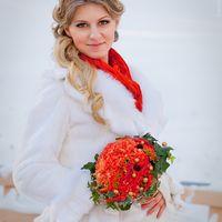 невеста Екатерина 19.01.2013 Фотограф - Анастасия Сахарова макияж: Юлия Маркова
