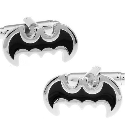 Запонки знак Бэтмена