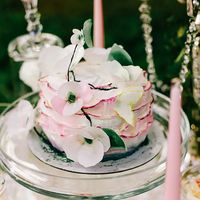 Лесной торт от Екатерины Седоплатовой! Невероятно красивый, а какой он был вкусный... словами не передать !!!!)))) Всем рекомендую!