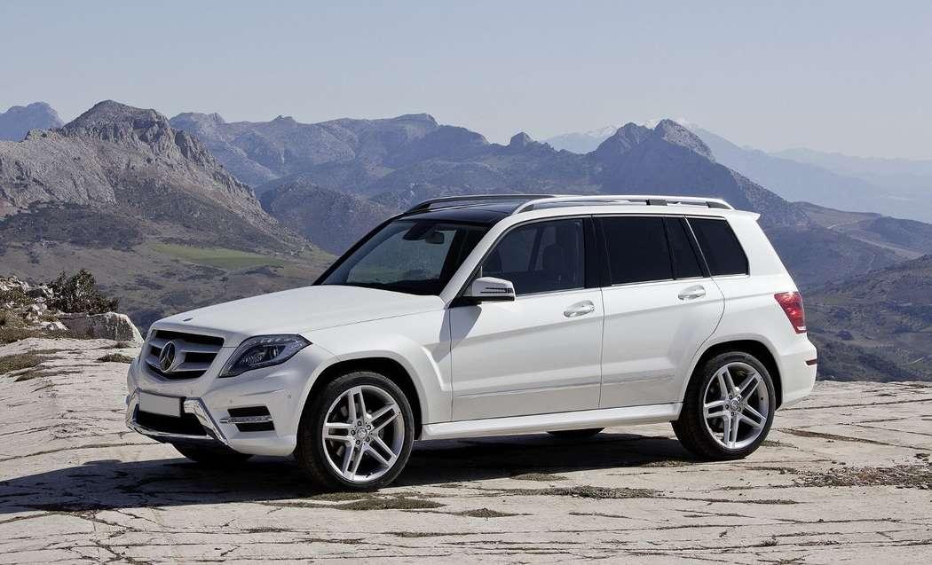 """- Mercedes Benz GLK-class (2015 год) - фото 13986198 Транспортная компания """"Алмаз авто"""""""