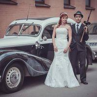 На свадебной выставке