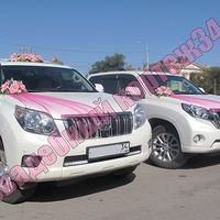 Аренда внедорожника Toyota Land Cruiser Prado, цена за 1 час