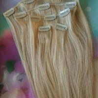 Аренда накладных прядей волос