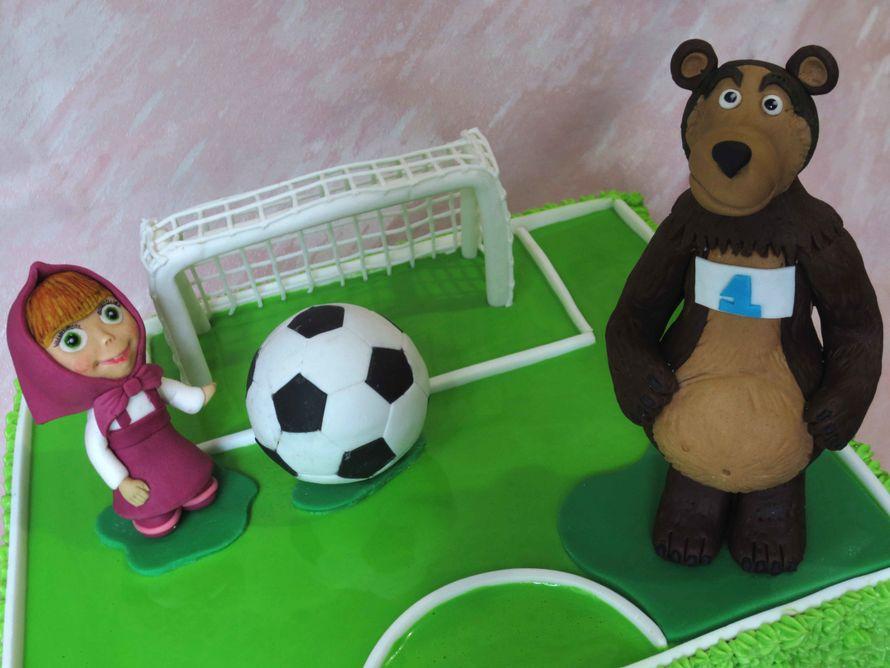 Маша и Медведь - фото 14914196 Кондитер Ирина К.