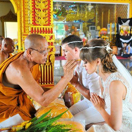 """Свадебная церемония в тайском стиле - пакет """"Священное таинство"""""""