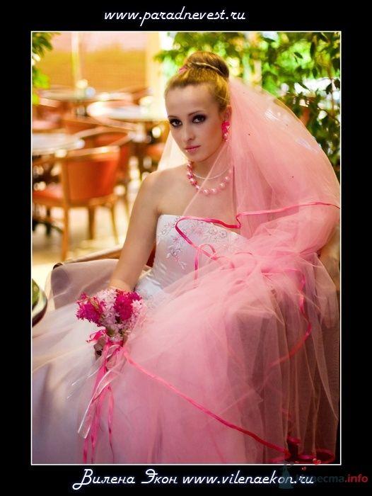 Фото 69489 в коллекции Парад невест VI - Стилист свадебного образа Летуновская Ольга