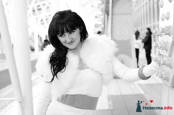 Фото 81790 в коллекции Гламуууур - Стилист свадебного образа Летуновская Ольга