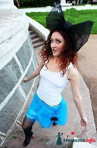 Фото 129030 в коллекции Alice in wonderland - Стилист свадебного образа Летуновская Ольга