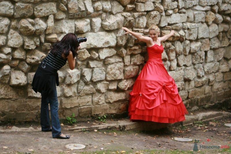 Фото 35750 в коллекции Рабочие моменты фотосесии невест - Фотограф Мария Стеклова