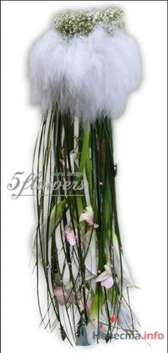 """Фото 35190 в коллекции букет невесты - Салон """"5 цветов"""""""