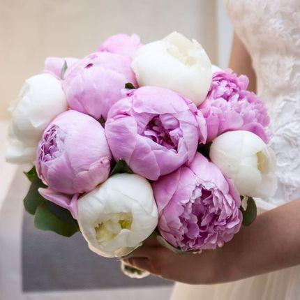 Монобукет невесты
