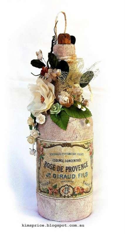 Послание в бутылки.... то что навсегда сохранит Ваше признание в любви... - фото 14103610 Оформитель Лия Эмирова