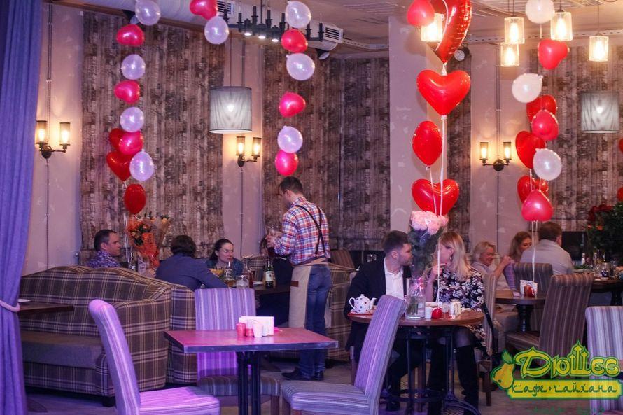 """Фото 14186520 в коллекции 3 этаж - ресторан """"Дюшес"""" - Кафе-чайхана """"Дюшес"""""""