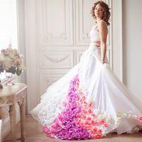 Платье с розами - аренда на сутки 2 500 руб, без залога в продаже 25 000 руб.